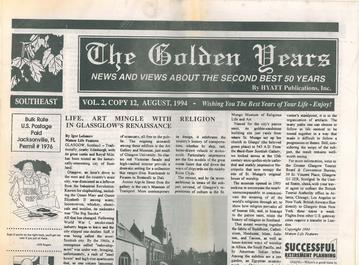 Golden Years News