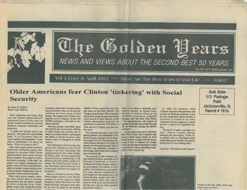 Golden Years News