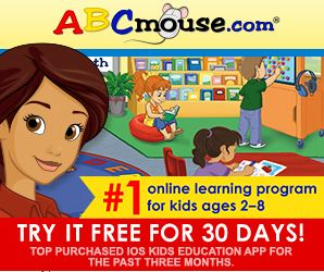 ABC Mouse free trial for kids, grandkids