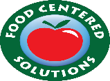 Food Centered Solutions logo