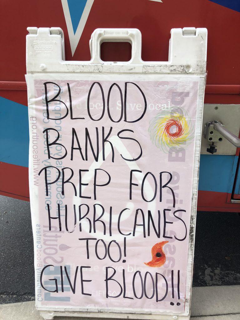 Orange Park Medical Blood Drive