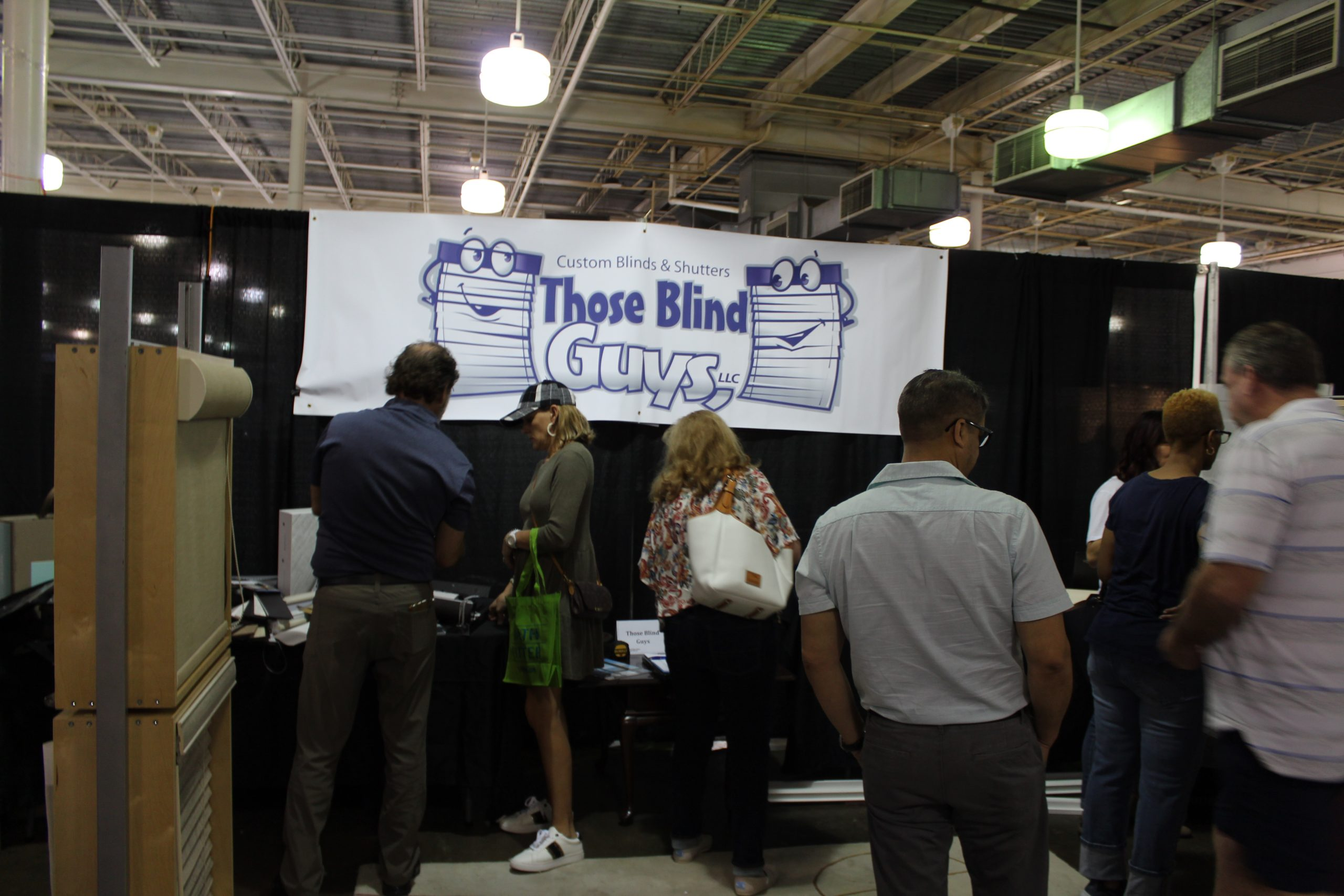Those Blind Guys at Jacksonville Home & Garden Show