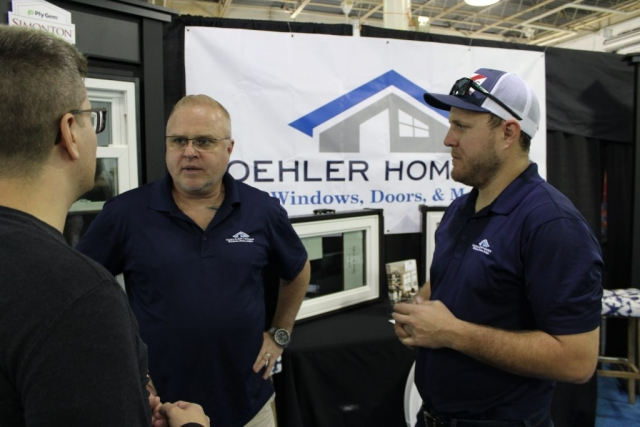 Koehler Homes at Jacksonville Home & Garden Show