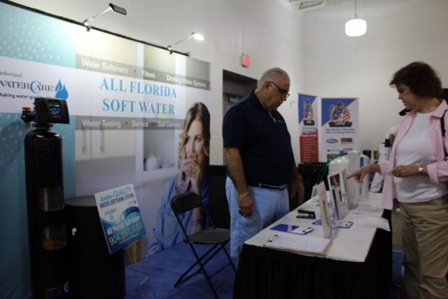 All Florida Soft Water at Jacksonville Home & Garden Show