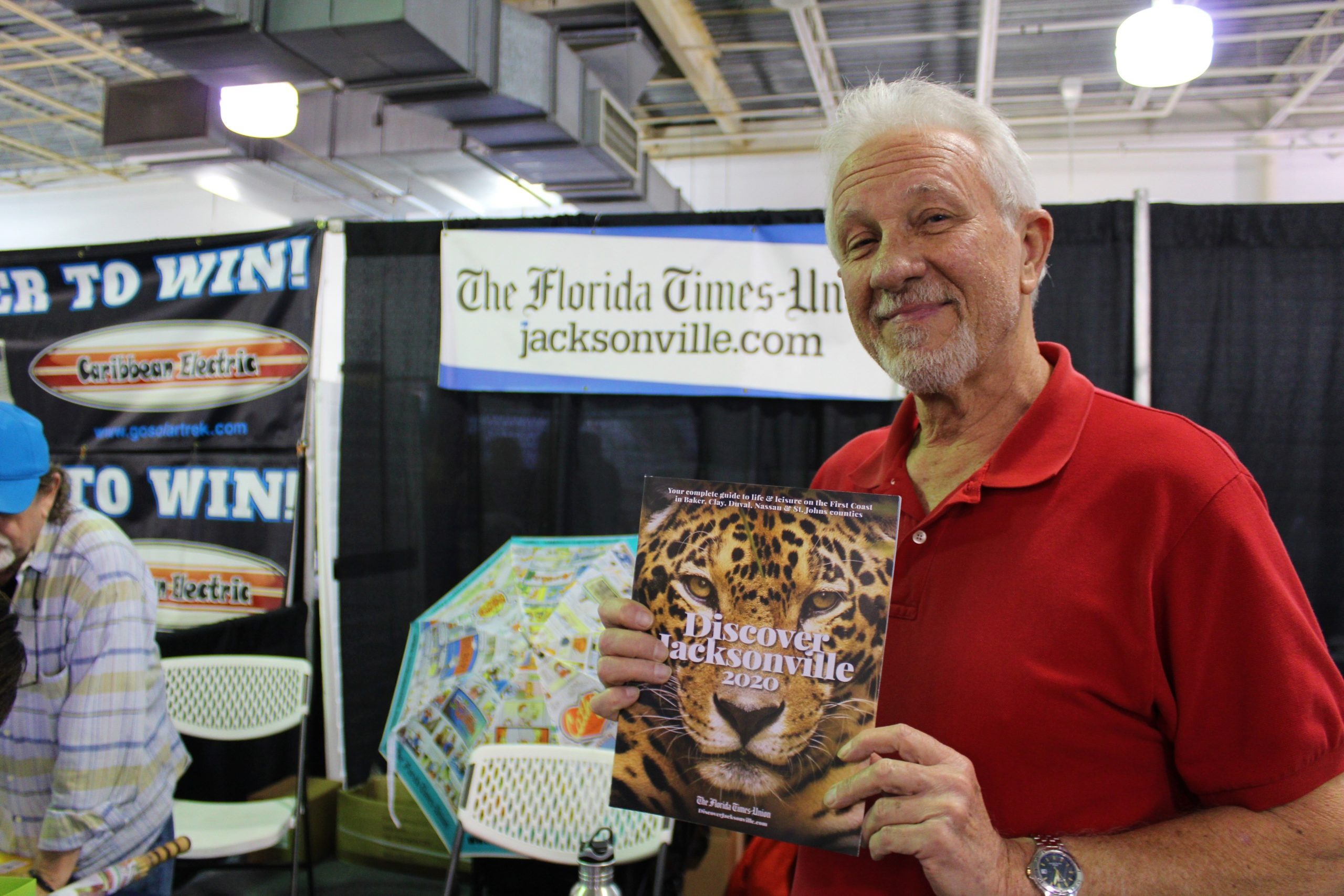 The Florida Times Union at Jacksonville Home & Garden Show