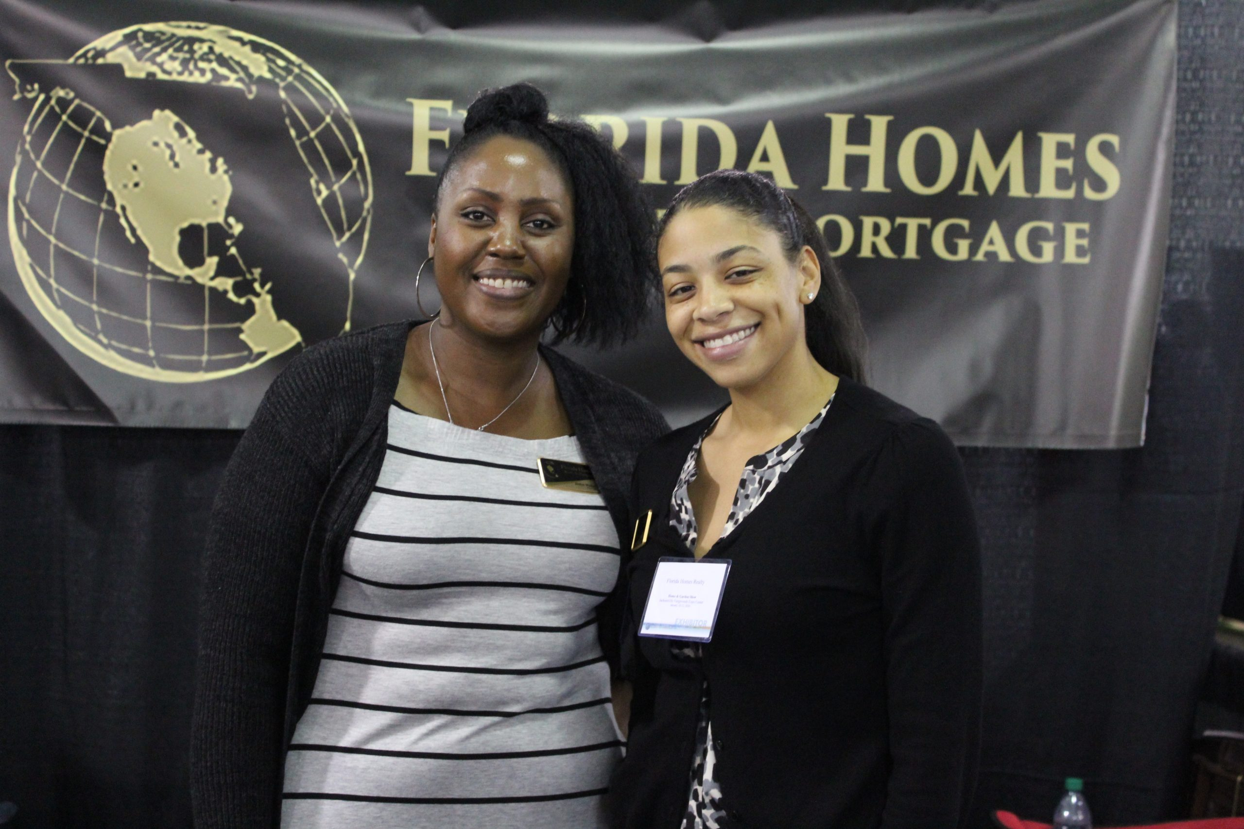 Florida Homes Mortage at Jacksonville Home & Garden Show