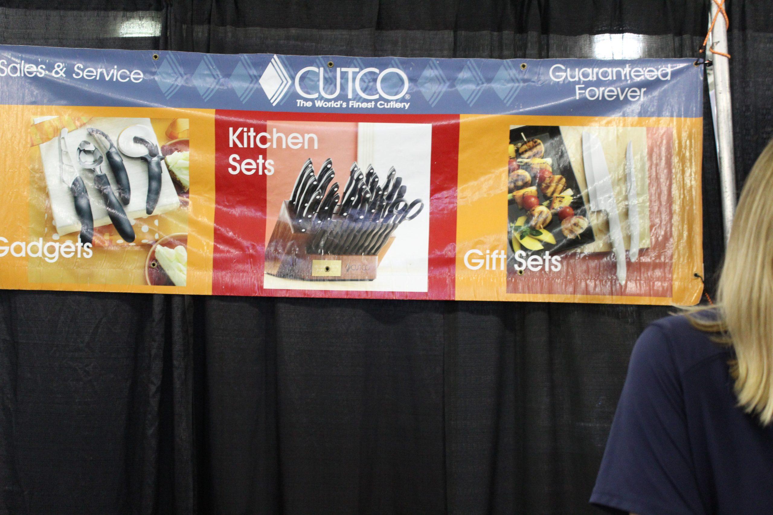 Cutco Cutlery at Jacksonville Home & Garden Show