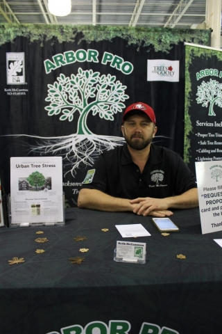 Arbor Pro at Jacksonville Home & Garden Show