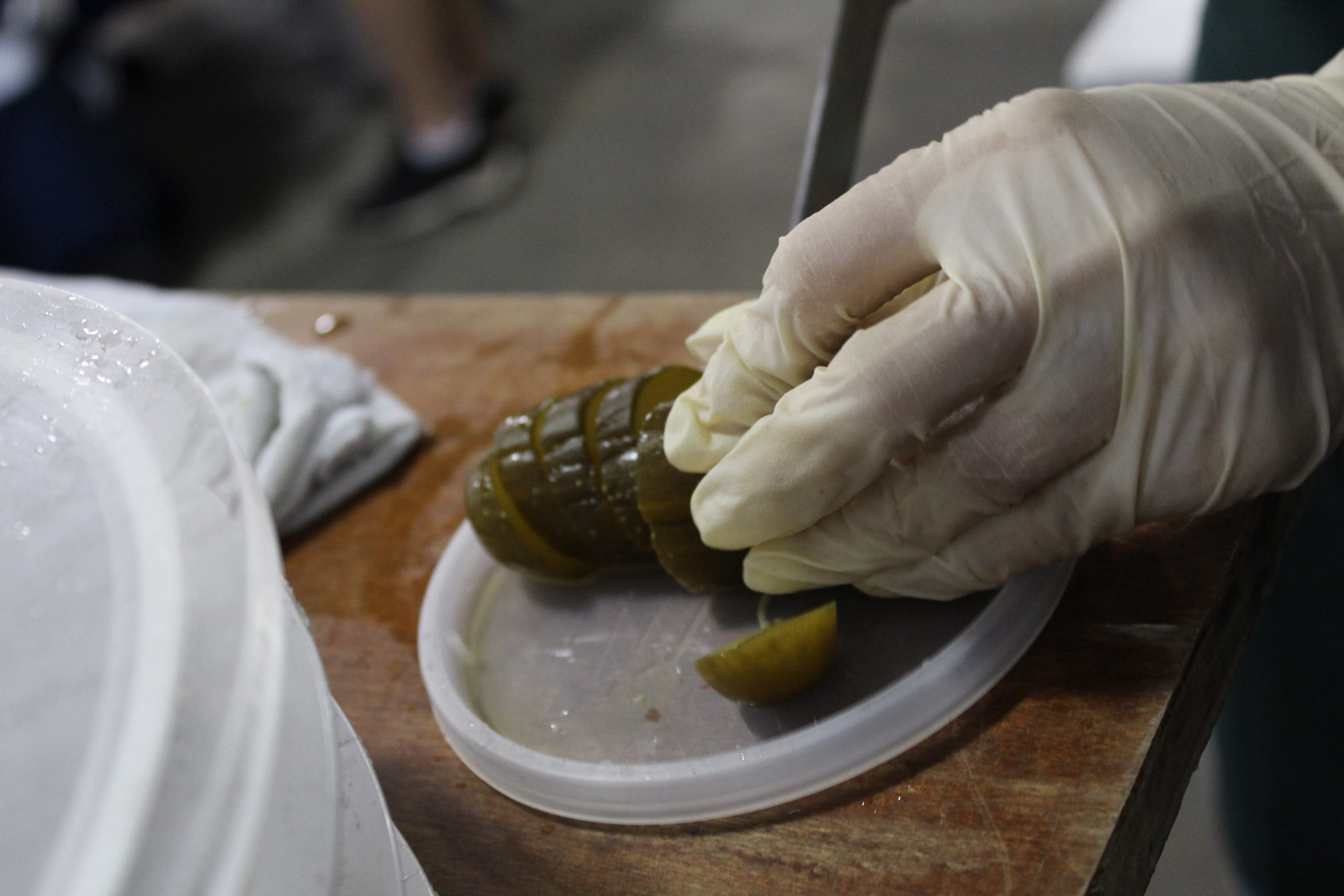 Five Star Pickles & Sausages at Jacksonville Home & Garden Show